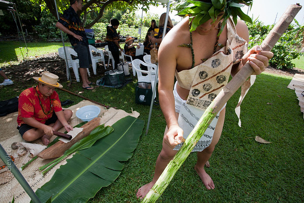 Breadfruit Festival 2011