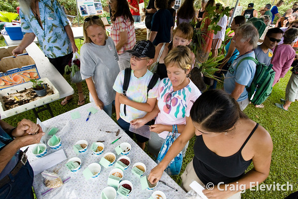 6th Annual Hawai'i Island Seed Exchange